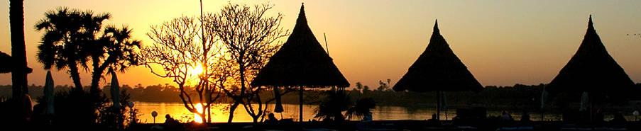 Luxor Maritim Jolie Ville Luxor Island Resot Nefer
